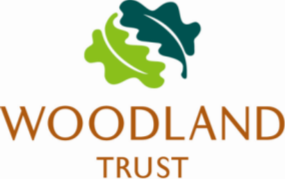 Logo for The Woodland Trust